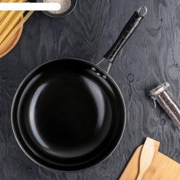 Сковорода-wok 32 см просто