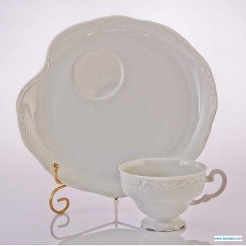 Набор для чая эгоист недекорированный 0000(чашка210мл.+блю
