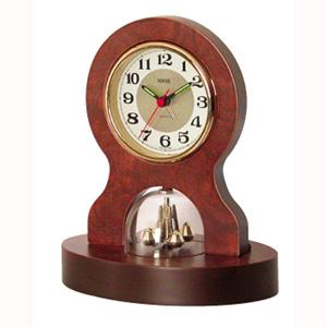 Настольные часы sinix 7037b