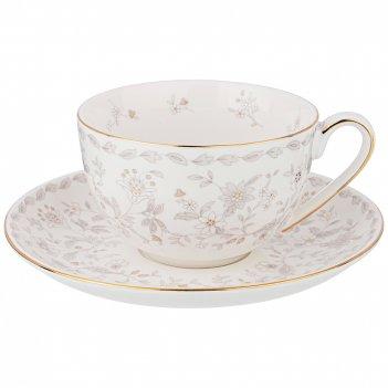 Чайный набор emily 2пр. 280мл (кор=36наб.)