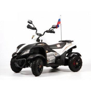 Электроквадроцикл barty cross  m111mp (dmd-268а)  белый с чёрным
