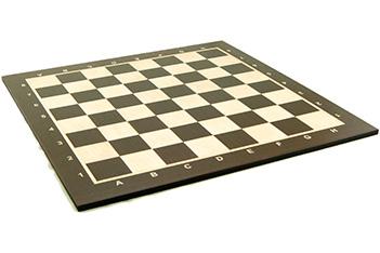 Доска шахматная турнирная 50мм, венге