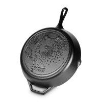 Сковорода , диаметр: 30 см, материал: чугун, lodge, сша, сковороды