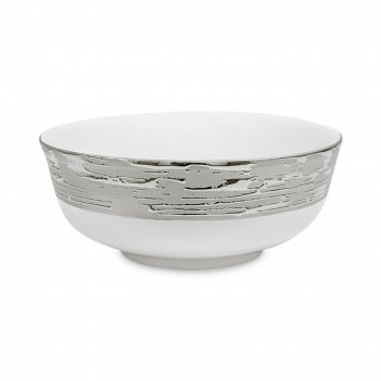 Салатник индивидуальный, диаметр: 12 см, материал: фарфор, цвет: декор, се