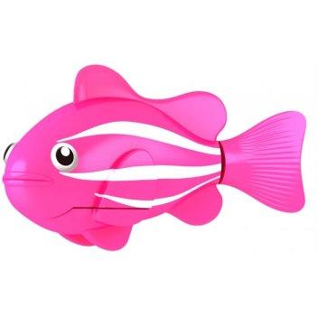Роборыбка клоун розовый лицензионное изделие от robofish zuru