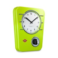 Часы кухонные classic line, размер: 24,5 х 5 см, высота: 30,5 см, материал