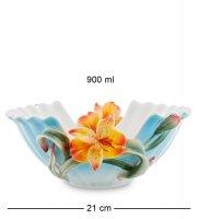 Fm-05/ 3 фруктовница лилии (pavone)