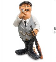 Rv-933 статуэтка бизнесмен (w.stratford)