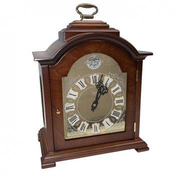 Настольные кварцевые часы sars 0092-15 walnut