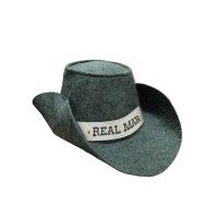 Банная шляпа «real man» пэ