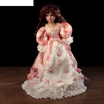 Кукла коллекционная агата 45 см