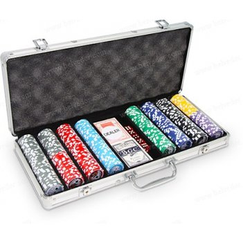 Набор для покера на 400 фишек royal flush 11,5гр.