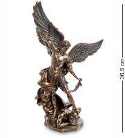 Ws- 30/ 1 статуэтка михаил архангел, побеждающий дьявола