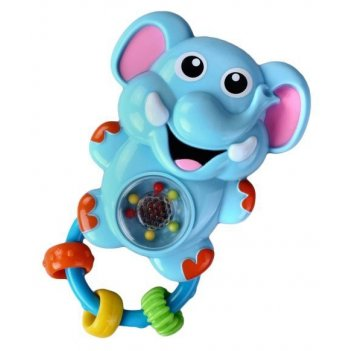 Игрушка слоник, свет, звуки, элементы питания входят в комплект