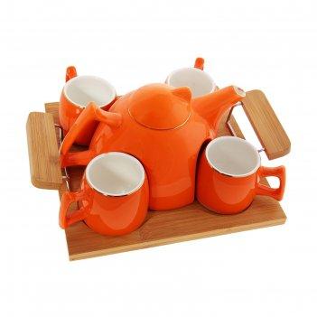 чайные наборы керамические