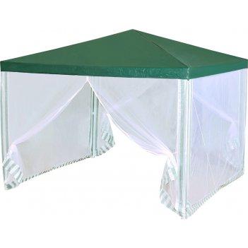 1028 greenglade садовый тент шатер 3х3х2,5 м