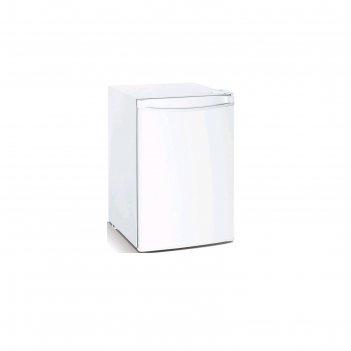 Холодильник bravo xr-80, 80 л, однокамерный, класс а+, 80 л, defrosf, белы