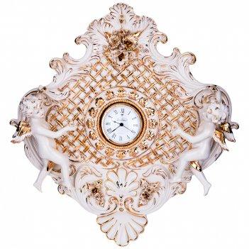 Часы настенные 50*50 см. циферблат диаметр=8 см.