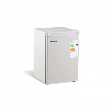 Холодильник bravo xr-80s, однокамерный, класс а+, 80 л, defrosf, серый