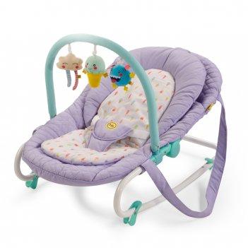 Violet nesty шезлонг возраст: от 0 месяцев