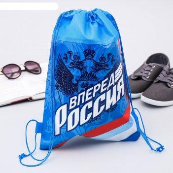 Мешок для обуви вперёд, россия, 26 х 37,5 см
