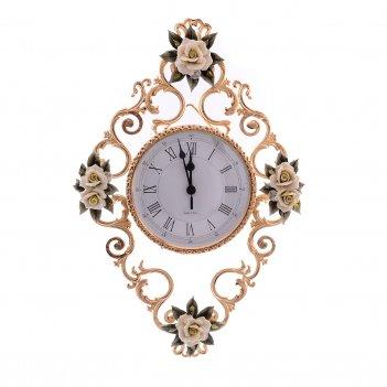 Часы round small rosaperla