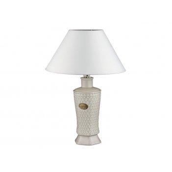 Светильник настольный+абажур высота=42 см.е27 220...
