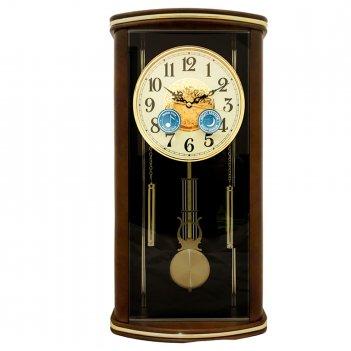 Настенные часы с  мелодиями и маятником la mer ge-019