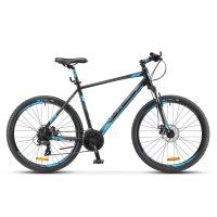 Велосипед 26 stels navigator-630 md, v020, цвет чёрный, размер 16