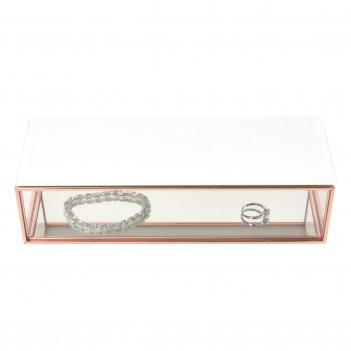 Lc designs 73866 стеклянный бокс для хранения часов и др. аксессуаров