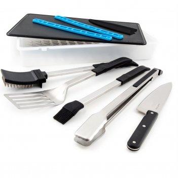 Набор инструментов broil king серии porta-chef для сада