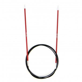 Спицы для вязания, круговые, d = 2,5 мм, 100 см
