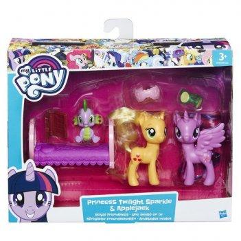 Пони-модницы парочки. my little pony