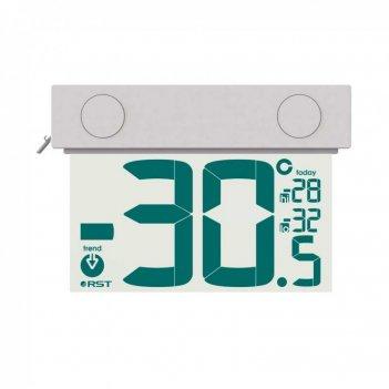Цифровой оконный термометр на липучке rst01077