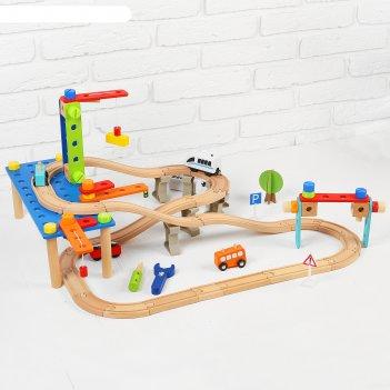 Железная дорога большая стройка