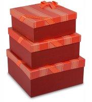 Zk-01 набор коробок из 3шт яркая тесьма