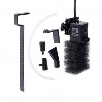Фильтр внутренний aquael  pat mini 4 w, 400 л./ч.,акв. до 120 л