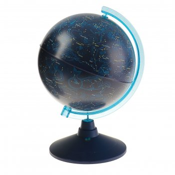 Глобус звёздного неба 210мм классик евро ке012100274