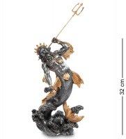 Ws- 02 статуэтка посейдон - бог морей