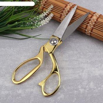Ножницы портновские, самозатачивающиеся, размер №9
