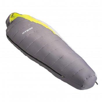 Спальный мешок туристический atemi, 300 г/м2, -3 с, c3