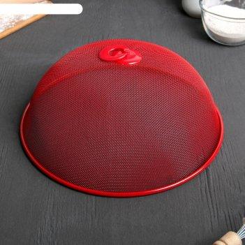 Сито с крышкой вкус для хранения продуктов d=29 см, цвет микс