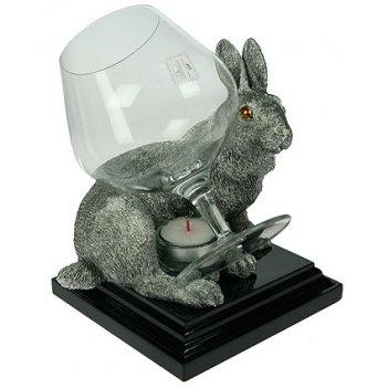 Коньячница с подогревом кролик 55623