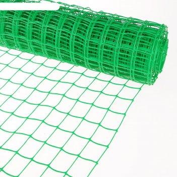 Садовая решетка 50*60 10 м (зеленый)