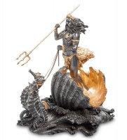 Ws- 01 статуэтка посейдон - бог морей