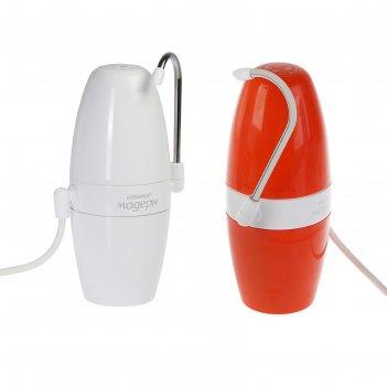 Фильтр для воды аквафор модерн и5333, многоступенчатый, 1.2 л/мин