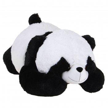 Мягкая игрушка панда лежит 110 см   0118