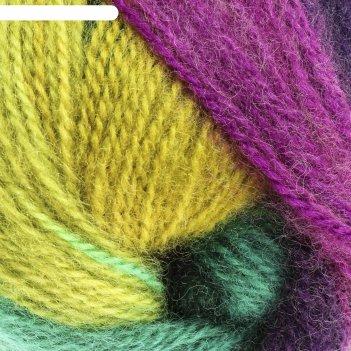 Пряжа angora real 40 batik 60% акрил, 40% шерсть 480м/100гр (4880)