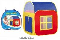 Палатка игровая домик 86*86*105 см, сумка