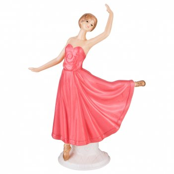 Статуэтка балерина 10*7*16,5 см (кор=24шт.)